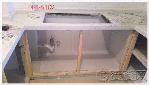 厨房-水槽位置