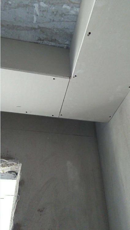 吊顶局部细节