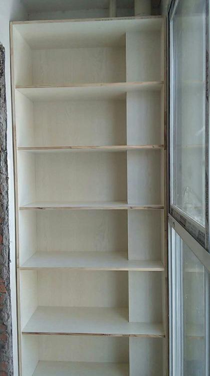 北阳台储物柜