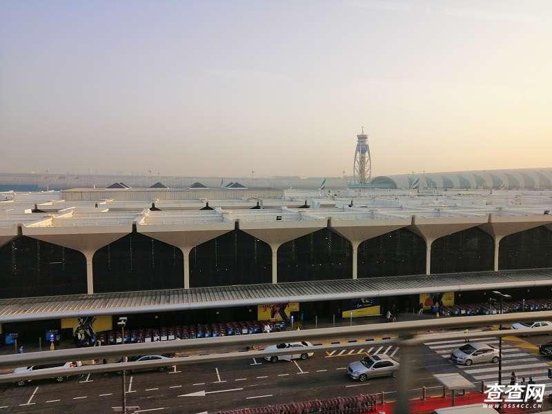 迪拜机场航站楼